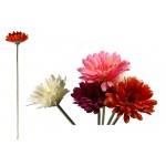 Kwiat sztuczny - gerbera