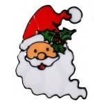 Dekoracja świąteczna - naklejka na szybę