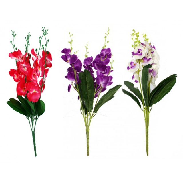 Bukiet kwiatów - storczyk 62 cm
