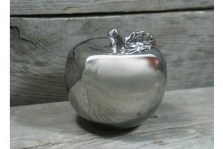 Dekoracja ceramiczna - jabłko