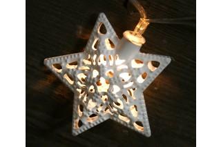"""Lampki dekoracyjne """"gwiazdki"""""""