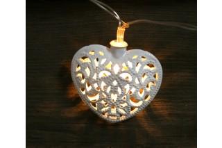 """Lampki dekoracyjne """"serca"""""""
