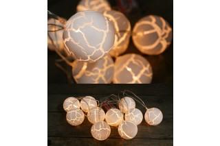 Lampki dekoracyjne - 10 bombek