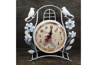 Zegar metalowy 28/26 cm