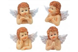 Figurka ceramiczna Aniołek
