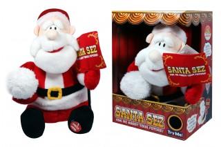 Mikołaj - zabawka interaktywna