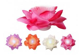 Dekoracja - świecący kwiat