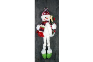 Dekoracja świąteczna - Bałwan 40 cm
