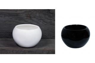 Świecznik ceramiczny 10/7 cm