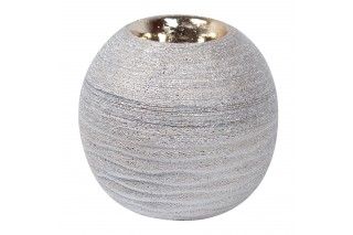 Świecznik ceramiczny 10/9 cm
