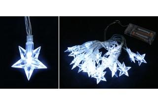 Lampki świąteczne - 20 światełek