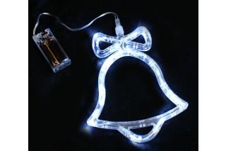 Dekoracja świetlna - dzwonek