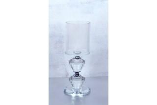 Świecznik kryształowy 18 cm