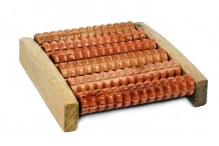 Drewniany masażer
