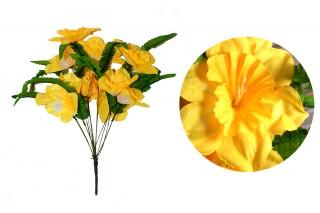 Kwiat sztuczny - żonkil