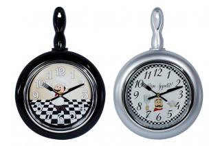 Zegar ścienny kuchenny