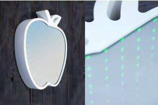 Lustro LED - Jabłko