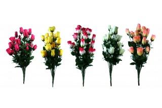 Bukiet kwiatów - róża 50 cm