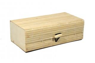 Szkatułka bambusowa