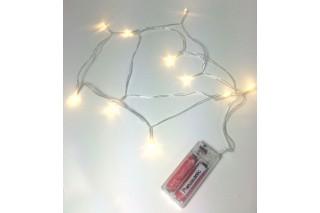 Lampki dekoracyjne '10'-ciepłe światło