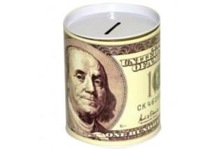 Skarbonka dolar, 13 cm