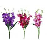 Bukiet kwiatów - storczyk 40 cm