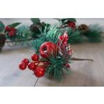 Gałązka świąteczna 20 cm