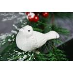 Ptaszki - dekoracja świąteczna kpl. 4 szt.