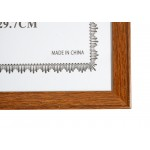 Drewniana ramka na dyplom