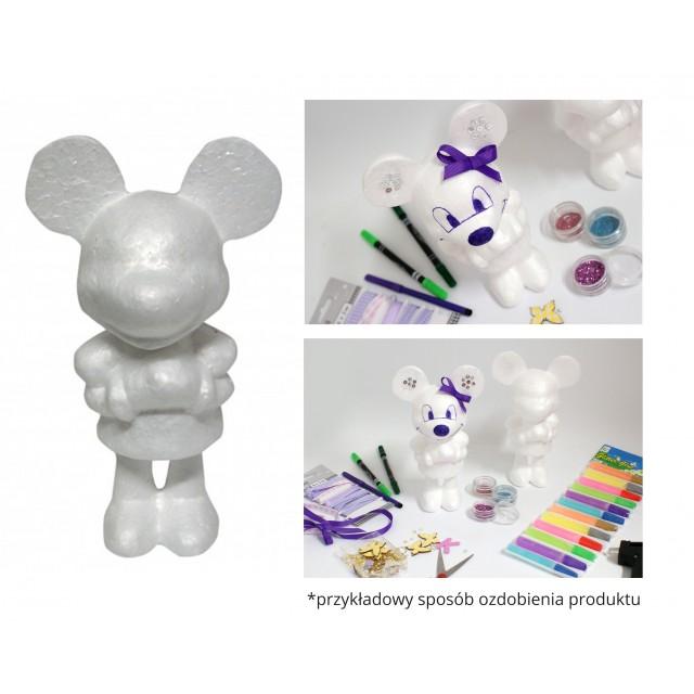 Zabawka kreatywna - styropianowa figurka