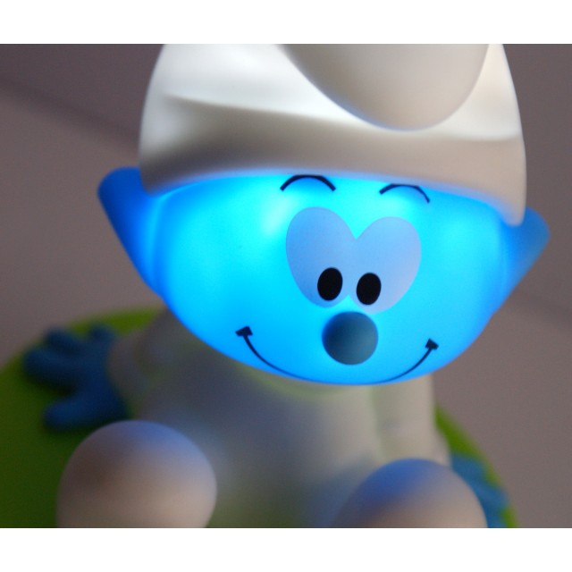 Lampka nocna - Baby Smurf
