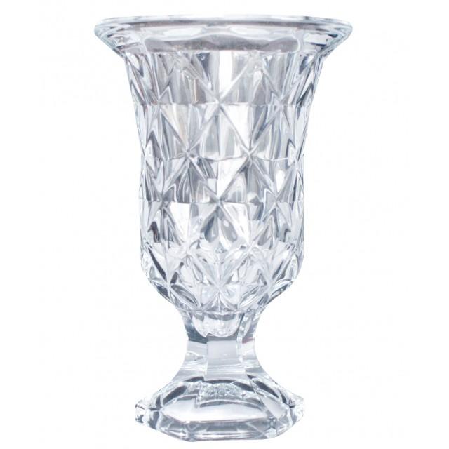 Wazon szklany 28 cm