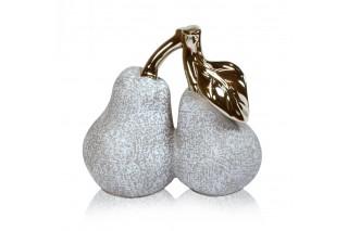 Gruszki - Figurki ceramiczne kpl. 2 szt.