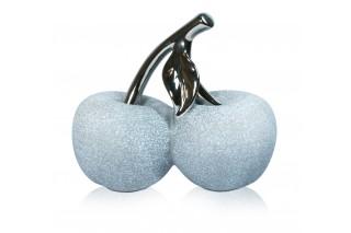 Jabłka - Figurki ceramiczne kpl. 2 szt.