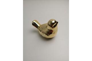 Figurka ceramiczna ptaszek