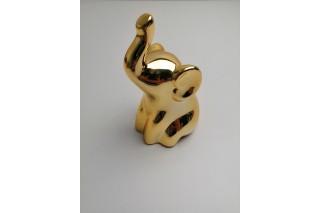 Figurka ceramiczna słoń