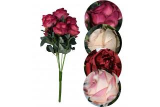 Bukiet róż 56 cm