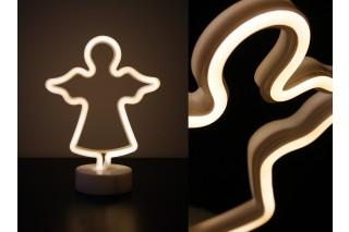 Dekoracyjna lampka świąteczna 28 cm