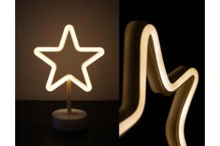 Dekoracyjna lampka świąteczna 30 cm