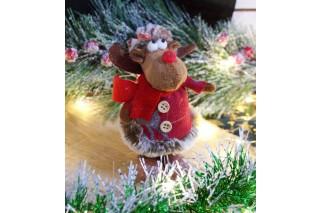 Dekoracja świąteczna 14 cm