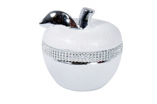 Jabłko ceramiczne 10 cm