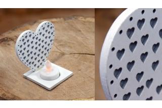 Lampka dekoracyjna - serce