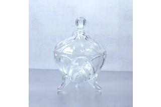 Cukiernica szklana