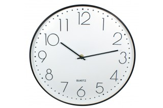 Zegar ścienny 34 cm