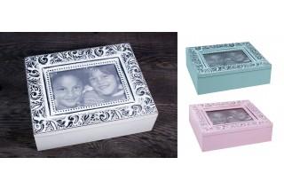Pudełko ozdobne ze zdjęciem