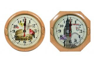 Zegar ścienny 15 cm
