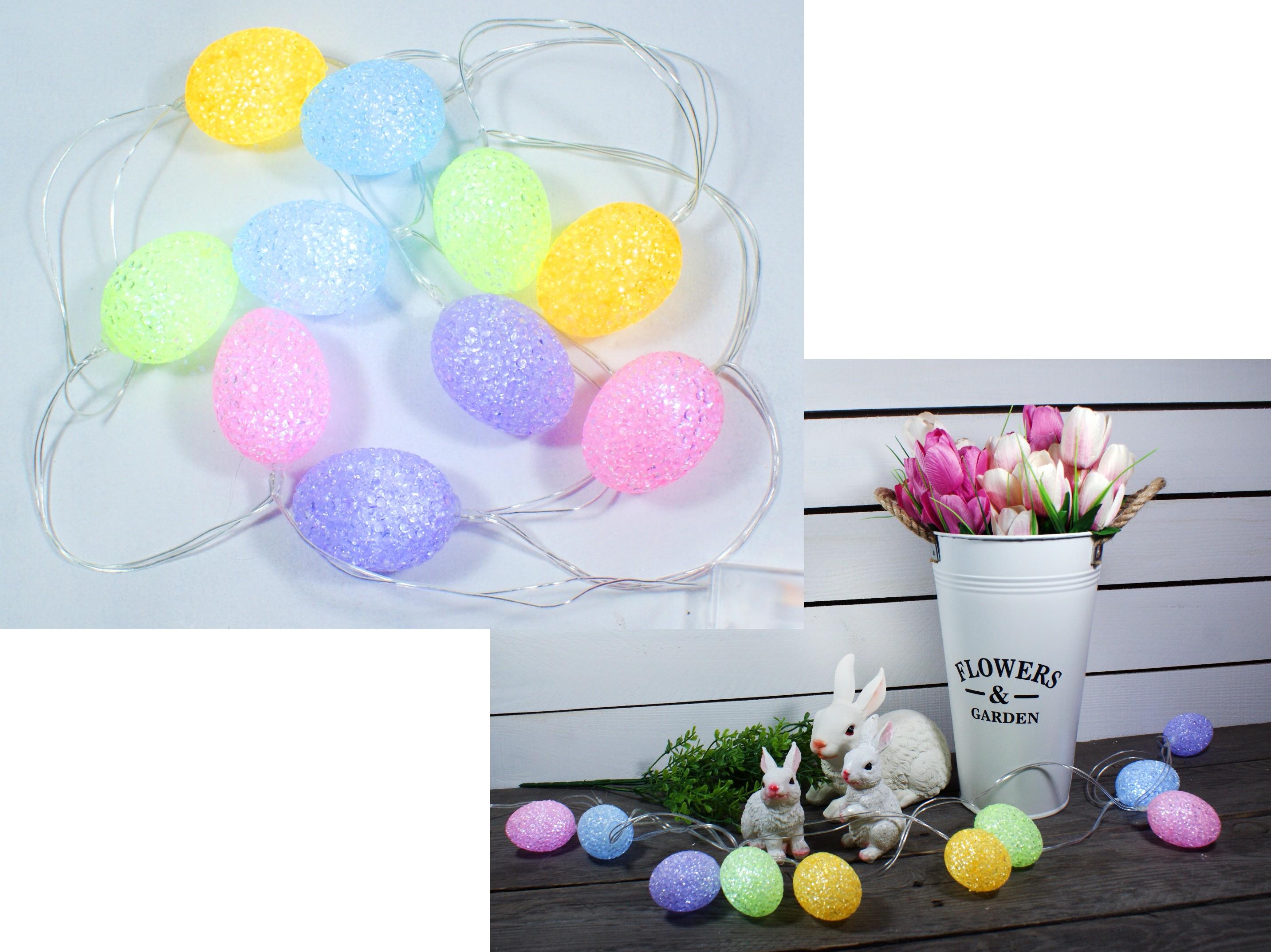 Lampki  dekoracyjne - Jajka
